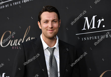 Stock Photo of Christian Madsen