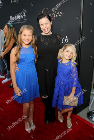 Stock Picture of Natalie Coughlin, Writer, Susan McMartin and Mckenna Grace