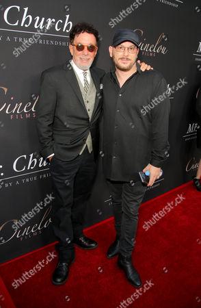 Producer, Mark Canton and Producer, Courtney Solomon
