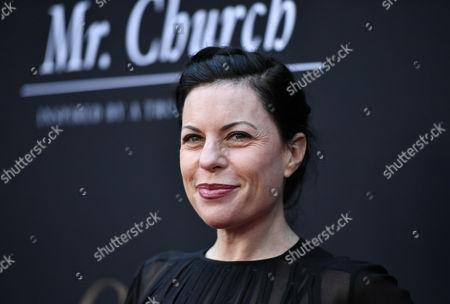 Stock Image of Writer, Susan McMartin