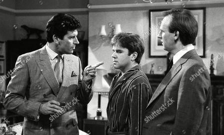 Peter Davison, Peter Blake and Tyler Butterworth (Episode Ten)