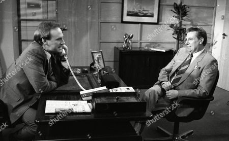 Peter Davison and Paul Darrow (Episode Ten)