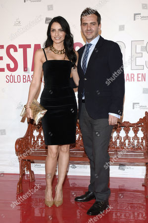 Editorial image of 'Estar o no Estar' film premiere, Mexico City, Mexico - 06 Sep 2016