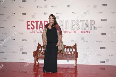 Stock Photo of Iliana de la Garza
