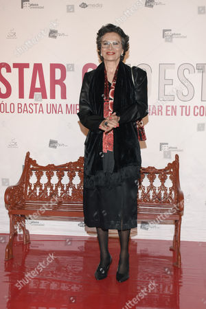 Stock Image of Patricia Reyes Spindola