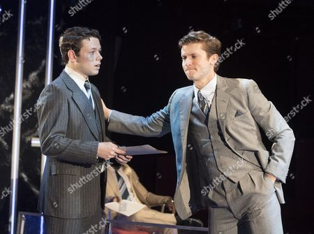 Sean Delaney as John, Tom Weston-Jones as Charlie
