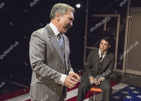 Editorial photo of 'Labyrinth' Play performed at Hampstead Theatre, London, UK, 06 Sep 2016