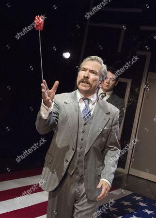 Martin McDougall as Howard, Sean Delaney as John