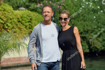 Rocco Siffredi and wife Rosa Caracciolo