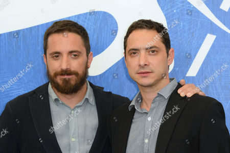 Pablo Larrain and Juan de Dios Larrain