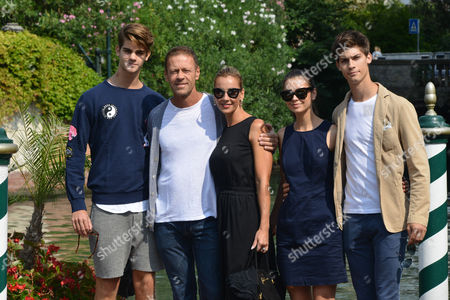 Editorial picture of Arrivals, Day 9, 73rd Venice Film Festival, Italy - 07 Sep 2016