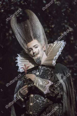 Tim Mead as Oberon,