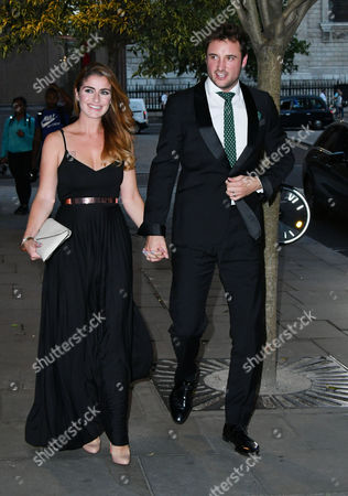 James Bye with Victoria Bye