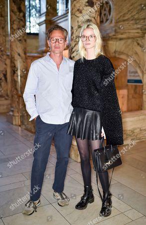 Miles Aldridge and Masha Gutic