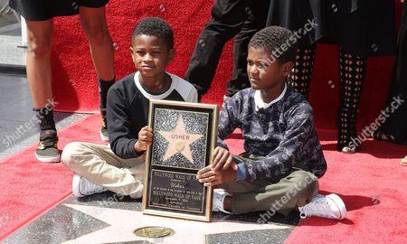Naviyd Ely Raymond and Usher V