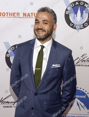 Editorial image of 'Brother Nature' film premiere, New York, USA - 07 Sep 2016