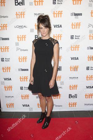 Editorial photo of TIFF Soiree, Toronto International Film Festival, Canada - 07 Sep 2016