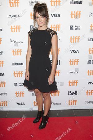 Editorial image of TIFF Soiree, Toronto International Film Festival, Canada - 07 Sep 2016