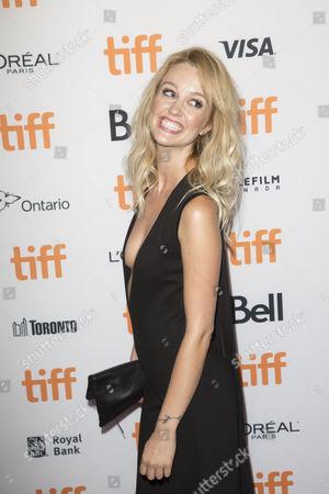 Editorial picture of TIFF Soiree, Toronto International Film Festival, Canada - 07 Sep 2016