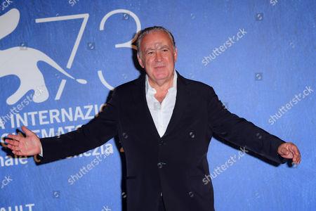 The director Michele Santoro