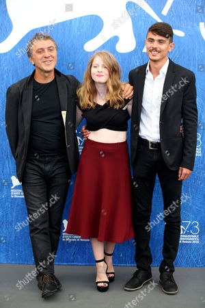 Editorial picture of 'Big Big World' photocall, 73rd Venice Film Festival, Italy - 08 Sep 2016