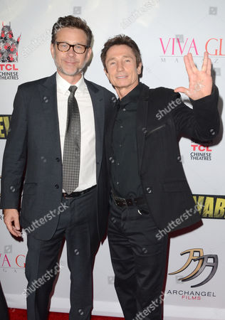 Editorial image of 'Unbelievable!!!!!' premiere night, Los Angeles, USA - 07 Sep 2016
