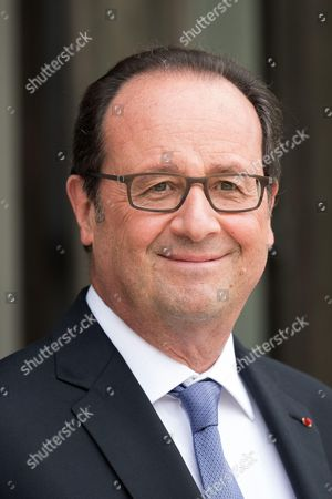 Stock Image of Francois Hollande