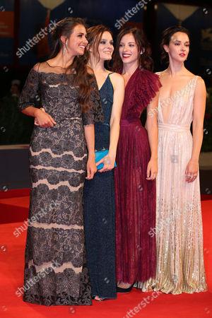 Cast of 'Giornate degli Autori' - Caterina Le Caselle