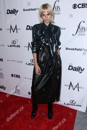 Editorial photo of Daily Front Row's Fashion Media Awards, New York, USA - 08 Sep 2016