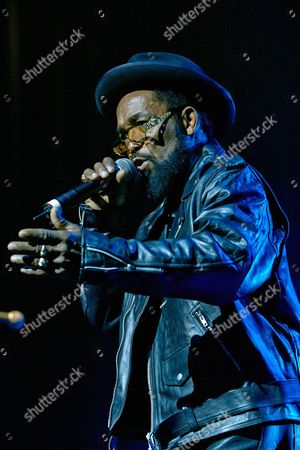 Editorial picture of Prince Buster in concert, Boscombe, Bournemouth, UK - 26 Apr 2008