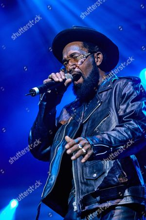 Stock Picture of Prince Buster