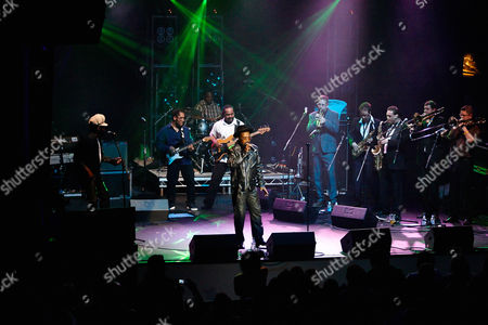 Editorial photo of Prince Buster in concert, Boscombe, Bournemouth, UK - 26 Apr 2008
