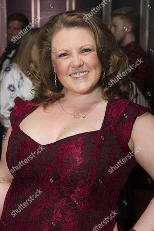 Stock Photo of Catherine Millsom (Swing)