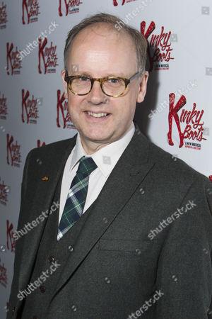 Alan Vicary (Mr Price)