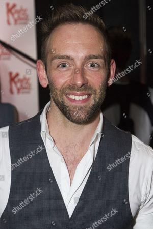 Darren Carnall (UK Associate Choreographer)