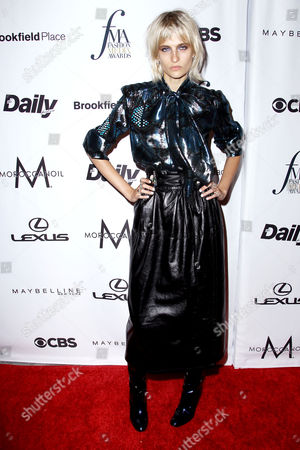 Editorial image of Daily Front Row's Fourth Annual Fashion Media Awards, New York, USA - 08 Sep 2016