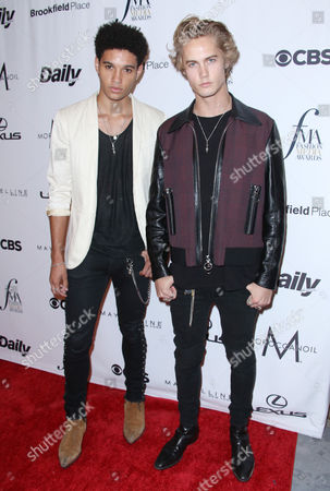 Editorial image of Daily Front Row's Fashion Media Awards, New York, USA - 08 Sep 2016