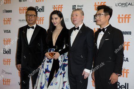 Feng Xiaogang, Fan Bingbing, Guo Tao, Dong Chengpeng