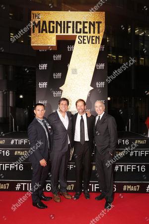 Adam Rosenberg, Jonathan Glickman, Kevin Ulrich, Gary Barber