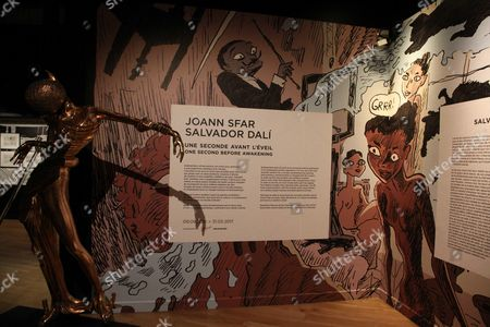 Joann Sfar exhibition