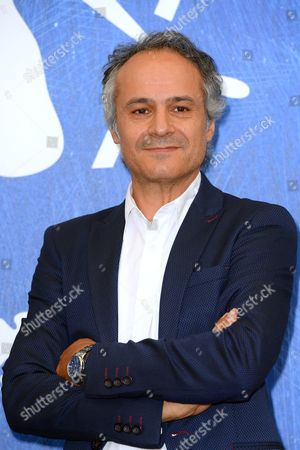 The director Parviz Shahbazi