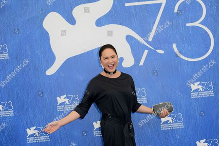 Editorial picture of 'The woman who left' photocall, 73rd Venice Film Festival, Italy - 09 Sep 2016