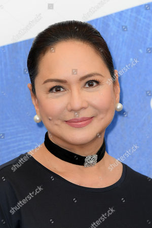 Stock Photo of Charo Santos-Concio