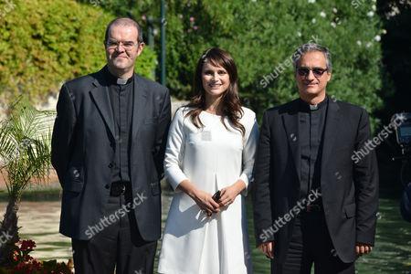 Mons Milani, Lorena Bianchetti, Carlo Maria Vigano