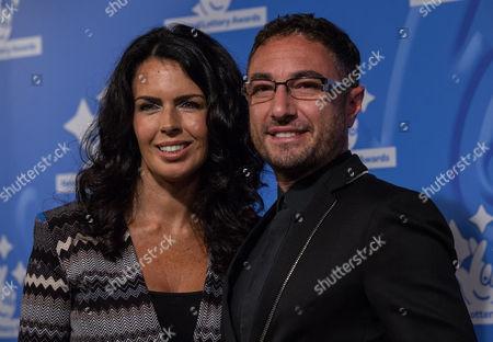Susan Duddy and Vincent Simone