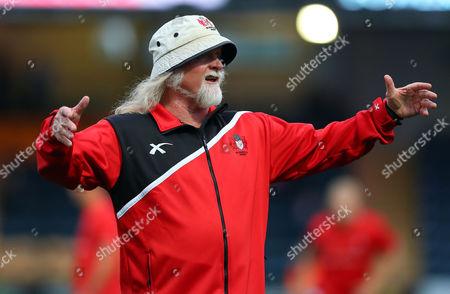 Editorial image of Rugby Union - Aviva Premiership 2016/17 Worcester v Gloucester Sixways, Worcester, United Kingdom - 09 Sep 2016