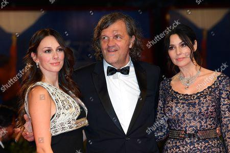 Emir Kusturica, Monica Bellucci, Sloboda Micalovic