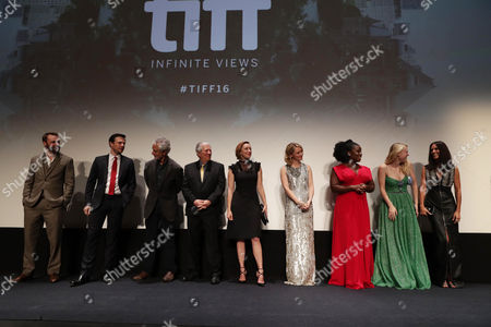 Rupert Evans, Mark Hildreth, David Strathairn, Peter Riegert, Molly Parker, Valorie Curry, Uzo Aduba, Dakota Fanning, Jennifer Connelly