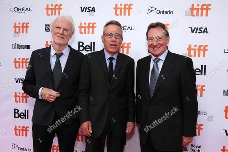 Andre Lamal, Tom Rosenberg, Gary Lucchesi