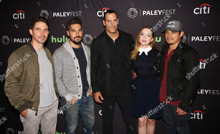 Editorial picture of 'From Dusk Till Dawn: The Series' TV Series Screening, Arrivals, PaleyFest, Los Angeles, USA - 09 Sep 2016